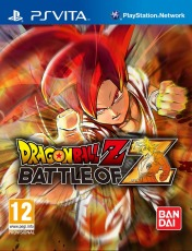 Cover Dragon Ball Z: Battle of Z
