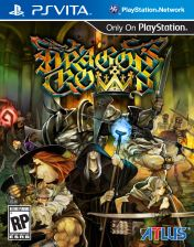 Cover Dragon's Crown (PS Vita)