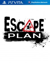 Cover Escape Plan (PS Vita)