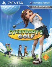 Cover Everybody's Golf (PS Vita)