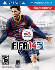 Cover FIFA 14 (PS Vita)