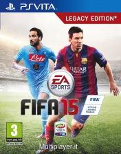 Cover FIFA 15 (PS Vita)