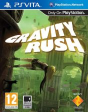 Cover Gravity Rush
