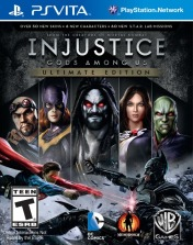Cover Injustice: Gods Among Us - Ultimate Edition