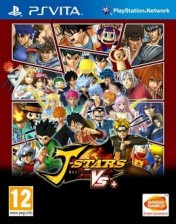 Cover J-Stars Victory Vs+ (PS Vita)
