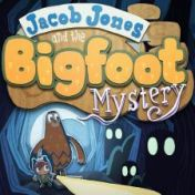 Cover Jacob Jones and the Bigfoot Mystery