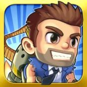 Cover Jetpack Joyride (PS Vita)