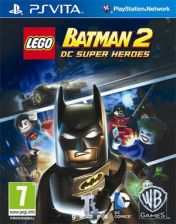 Cover LEGO Batman 2: DC Super Heroes
