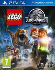 Cover LEGO Jurassic World (PS Vita)
