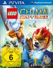Cover LEGO Legends of Chima: Laval's Journey (PS Vita)