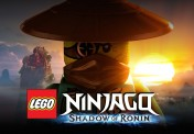 Cover LEGO Ninjago: Shadow of Ronin
