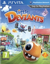 Cover Little Deviants