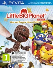 Cover LittleBigPlanet PS Vita: Marvel Super Hero Edition
