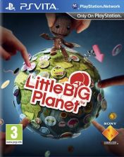Cover LittleBigPlanet Vita (PS Vita)