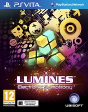 Cover Lumines Electronic Symphony (PS Vita)
