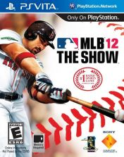 Cover MLB 12: The Show