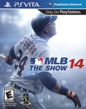 Cover MLB 14: The Show