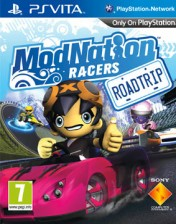 Cover ModNation Racers: Road Trip