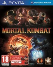 Cover Mortal Kombat (PS Vita)