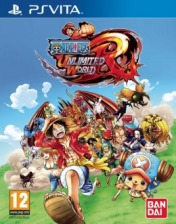 Cover One Piece: Unlimited World Red (PS Vita)