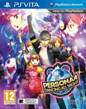 Cover Persona 4: Dancing All Night