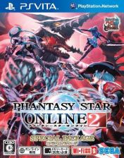 Cover Phantasy Star Online 2