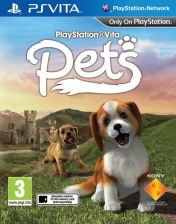 Cover PlayStation Vita Pets