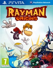Cover Rayman Origins (PS Vita)
