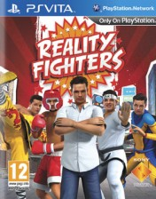 Cover Reality Fighters