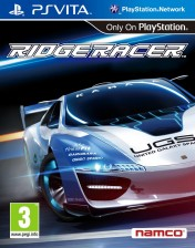 Cover Ridge Racer