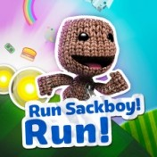 Cover Run Sackboy! Run!