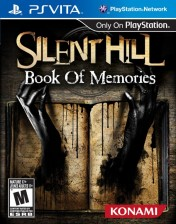 Cover Silent Hill: Book of Memories