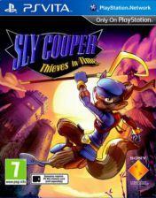 Cover Sly Cooper: Ladri nel Tempo
