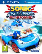 Cover Sonic & All-Stars Racing Transformed (PS Vita)