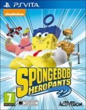 Cover SpongeBob HeroPants