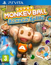 Cover Super Monkey Ball: Banana Splitz