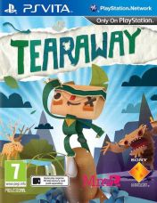 Cover Tearaway (PS Vita)