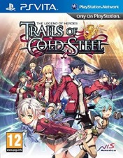 Cover The Legend of Heroes: Trails of Cold Steel (PS Vita)