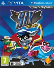 Cover The Sly Trilogy