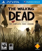 Cover The Walking Dead: A Telltale Games Series - The Complete First Season