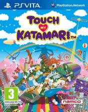 Cover Touch My Katamari