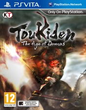 Cover Toukiden: The Age of Demons