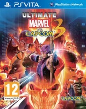 Cover Ultimate Marvel vs Capcom 3