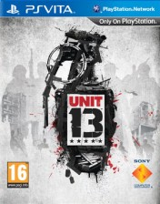 Cover Unit 13 (PS Vita)