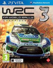 Cover WRC FIA World Rally Championship 3