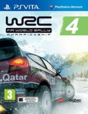 Cover WRC FIA World Rally Championship 4