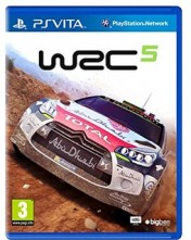 Cover WRC FIA World Rally Championship 5