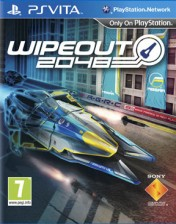 Cover WipEout 2048 (PS Vita)