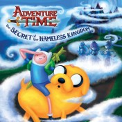 Cover Adventure Time: The Secret of the Nameless Kingdom