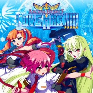Cover Arcana Heart 3 LOVE MAX!!!!! (PS Vita)